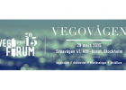 Vegoforum 2015 om vegovågen