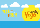 Djurens Rätt deltar på Vegoforum 2016
