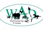 Ta med Djurens dag den 4 oktober i de svenska almanackorna!