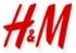Loggan utgörs av bokstäverna H och M med ett och-tecken mellan