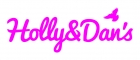 Logotyp Holly & Dan´s