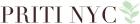 Priti NYC-logotyp