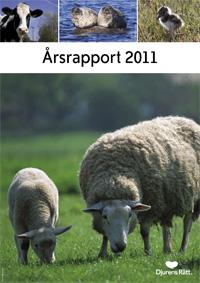 Djurens Rätts årsrapport 2011
