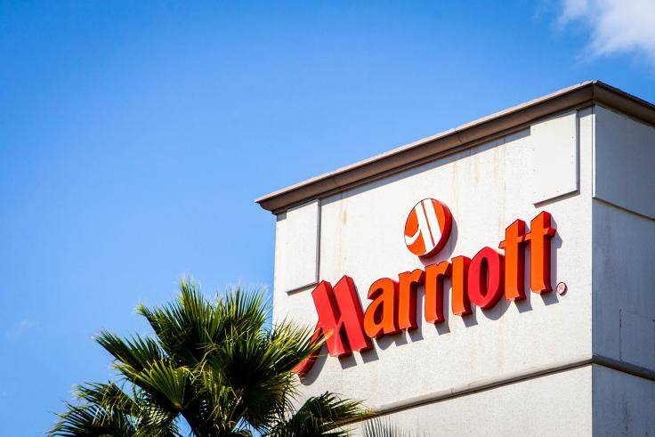 Marriott International blir buräggsfria